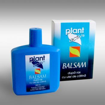 Balsam dupa ras cu ulei de catina 200 ml PLANT ACTIV