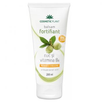 Balsam fortifiant pentru par 200 ml COSMETIC PLANT