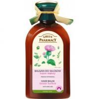 Balsam impotriva caderii parului cu ulei de brusture