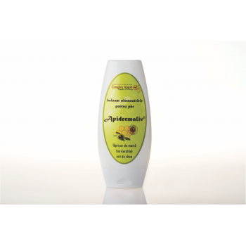 Balsam ultranutritiv pentru par 200 ml APIDERMALIV