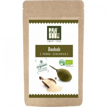 Baobab pudra ecologica 100 gr RAWBOOST