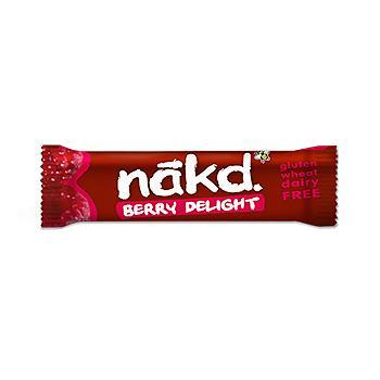 Baton nakd cu zmeura 35 gr UNICORN NATURALS