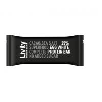 Baton cu cacao si sare de mare