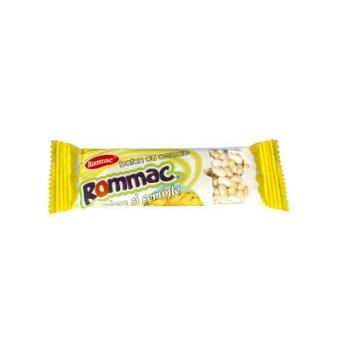Baton cu cereale, miere si seminte 15 gr ROMMAC