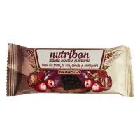 Baton cu fructe & nuci nutribon