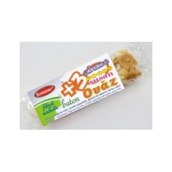 Baton cu ovaz iaurt +3 (alune, miere, scortisoara) 30 gr ROMMAC