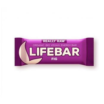 Baton cu smochine raw bio 47 gr LIFEBAR