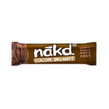 Baton nakd cu cacao, fara gluten 35 gr UNICORN NATURALS