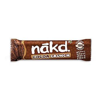 Baton nakd cu cacao si proteine 30 gr UNICORN NATURALS