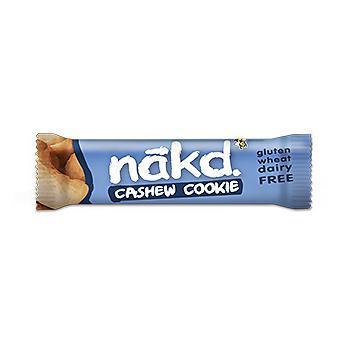 Baton nakd cu nuci caju 35 gr UNICORN NATURALS