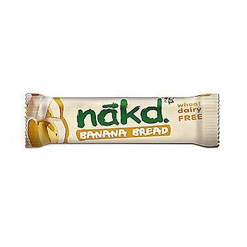 Baton nakd cu ovaz si banane 30 gr UNICORN NATURALS