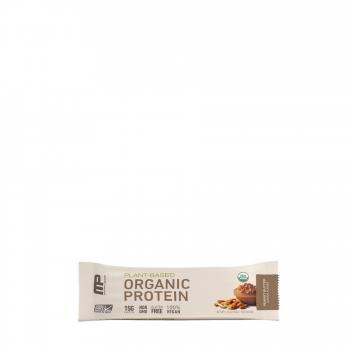 Baton proteic organic cu unt de arahide  50 gr GNC