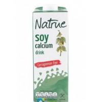 Bautura de soia cu calciu si vitamine