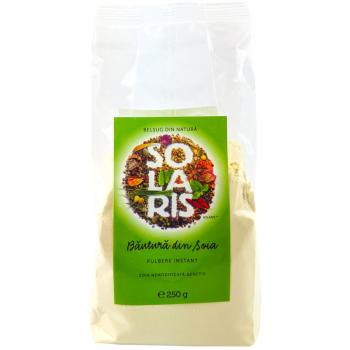 Bautura din soia integrala  250 gr SOLARIS
