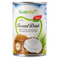Bautura vegetala din nuca de cocos