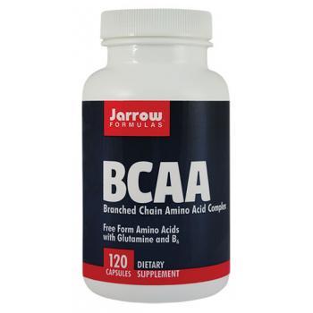 Bcaa (branched chain amino acid complex) 120 cps JARROW FORMULAS