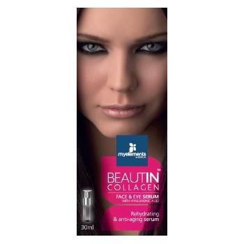Beautin collagen face & eye serum 30 ml MYELEMENTS
