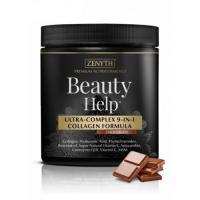 Beauty help chocolate