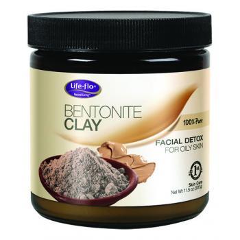 Bentonite clay 326 gr LIFE - FLO