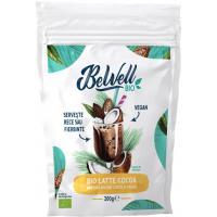Bio latte cocoa