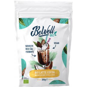 Bio latte cocoa 200 ml BEWELL BIO