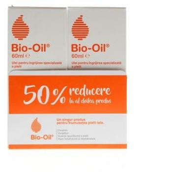Bio-oil 60 ml 1+1 50% reducere  60+60 ml A&D PHARMA