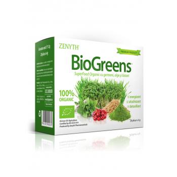 Biogreens 28 pl ZENYTH