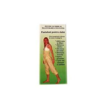 Biomed slip, pantaloni pentru slabit marimea xxxxl - 110-140 kg 1 gr BIOMED