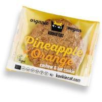 Biscuite organic cu ananas si portocale