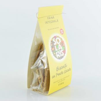 Biscuiti cu fructe uscate 110 gr SOLARIS