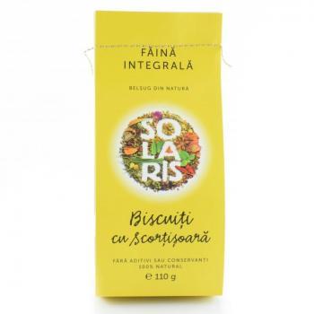 Biscuiti cu scortisoara 110 gr SOLARIS