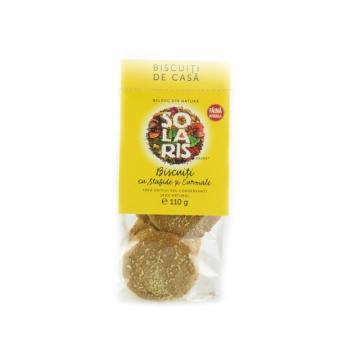 Biscuiti cu stafide si curmale 110 gr SOLARIS