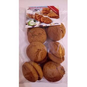 Biscuiti de ovaz fara zahar 250 gr GUSTARELE SANATOASE