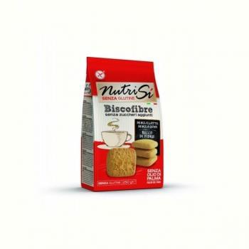 Biscuiti fara zahar adaugat, fara gluten 250 gr NUTRIFREE
