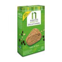 Biscuiti nairn s oatcakes fara gluten din ovaz integral cu fructe