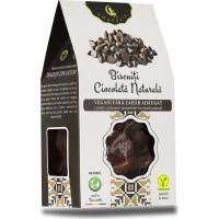 Biscuiti vegani cu ciocolata si visine-fara zahar