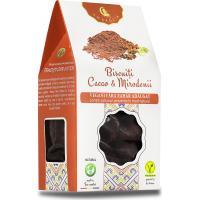 Biscuiti vegani cu mirodenii si cacao