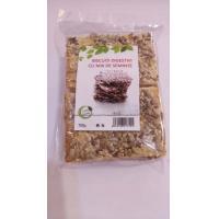 Biscuti digestivi cu mix de seminte