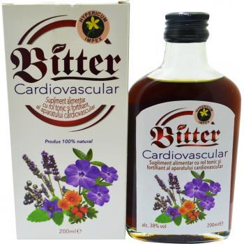 Bitter cardiovascular 200 ml HYPERICUM