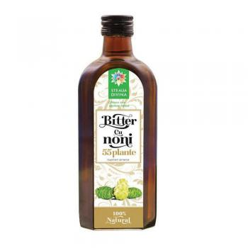 Bitter cu noni 250 ml STEAUA DIVINA