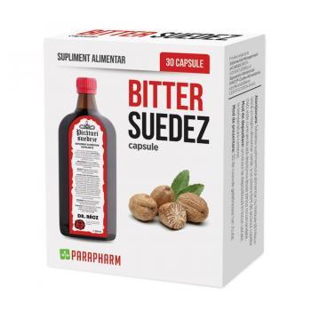 Bitter suedez 30 cps PARAPHARM