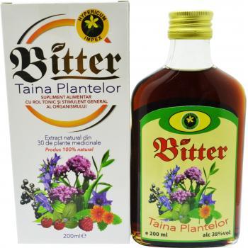 Bitter taina plantelor 200 ml HYPERICUM