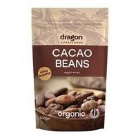 Boabe intregi de cacao