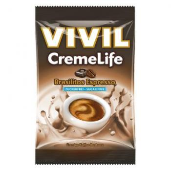 Bomboane creme life brasilitos espresso 110 gr VIVIL