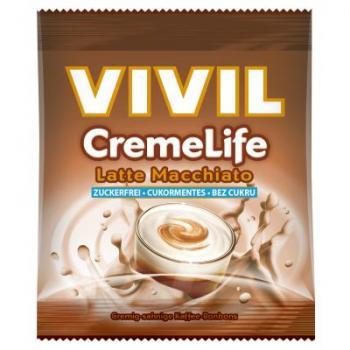 Bomboane latte macchiato fara zahar 40 gr VIVIL