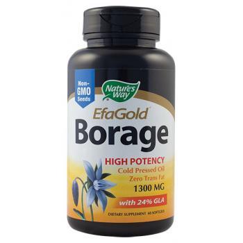 Borage efagold 60 cps NATURES WAY