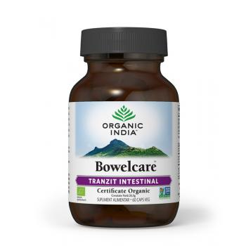 Bowelcare 60 cps ORGANIC INDIA