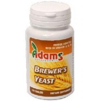 Brewer yeast-drojdie de bere 90 cpr ADAMS SUPPLEMENTS