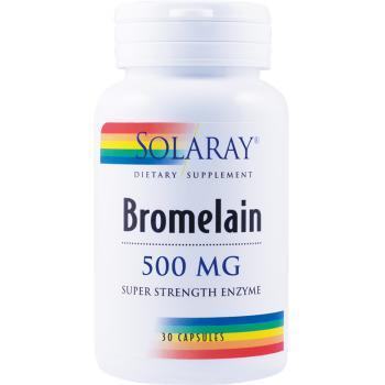 Bromelain 30 cps SOLARAY