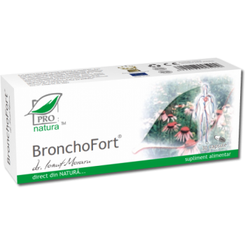 Bronchofort 30 cps PRO NATURA